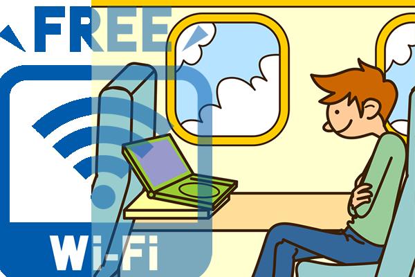 機内Wi-Fi比較~全日空ANA/日本航空JALつながりやすいのはどちら?